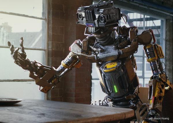 V-Ray Next for Maya Roboter