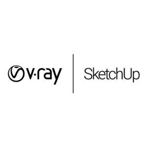 V-Ray for SketchUp Logo