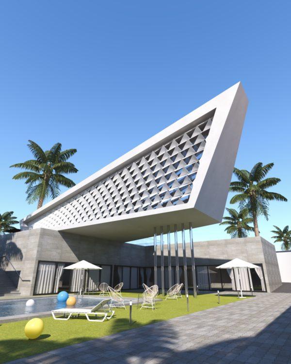 V-Ray for Unreal Architektur