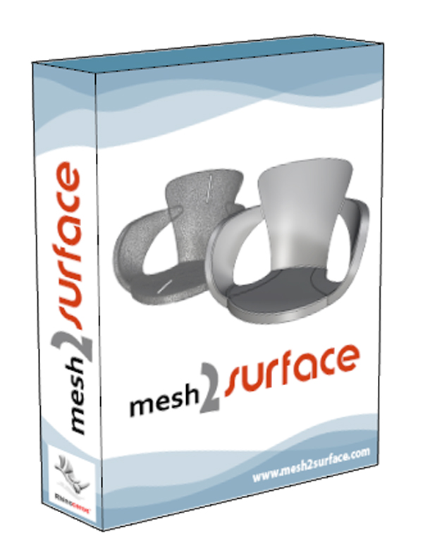 mesh2surface Box