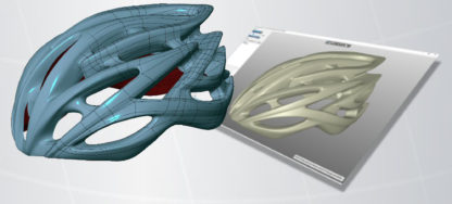 mesh2surface from 3D Scan to CAD