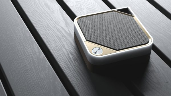 V-Ray Next für Rhino Bluetooth Speakers