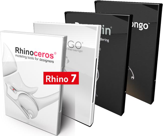 Rhino 7 - Boxes