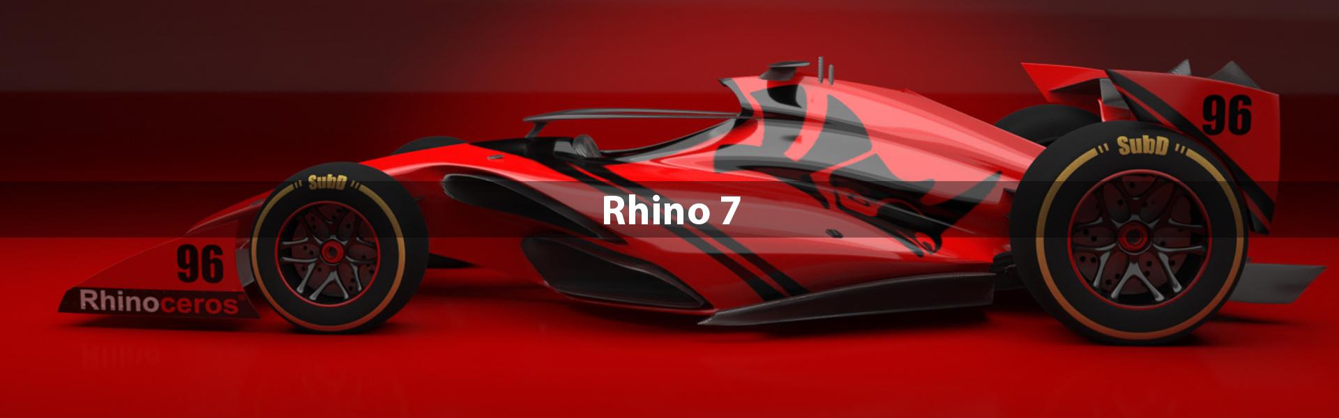 Rhino 7 Ferrari