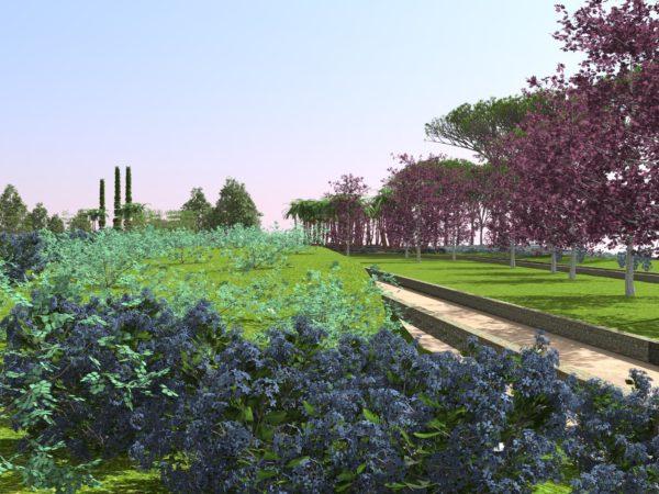 Lands Design - Amberbaum Platz