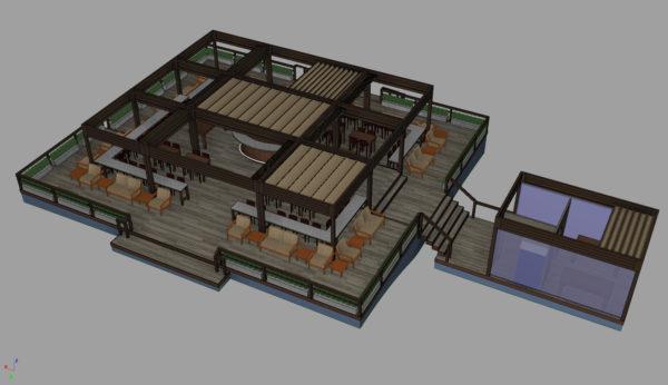 Lands Design - Hospitality corner front