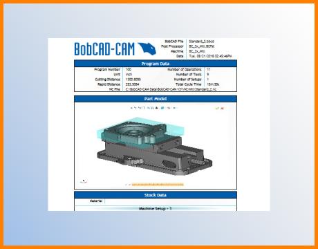 BobCAM - Berichterstattung