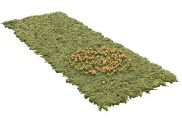 Lands Design - Bodendecker