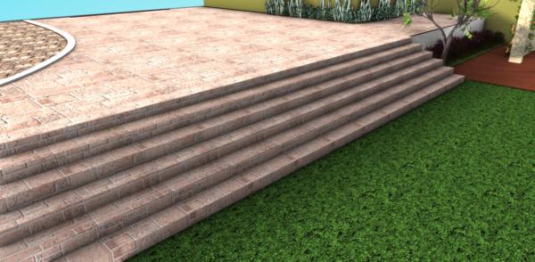Lands Design - Parametrische Treppen hinzufügen